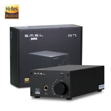 SMSL M7 2xAK4452 32Bit/768KHz DSD512 Hifi Audio USB DAC with Headphone Amplifier