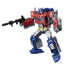 Transformers Power Of The Primes Leader Class Optimus Prime Action Figure Gift