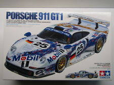 Tamiya 1 24 Scale Mobil Porsche 911 Gt1 Model Kit -