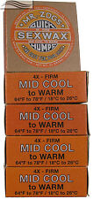 Mr Zogs Cool Sex Surf Wax 5 Pack