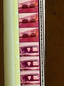 Bullitt (1968) 16mm feature film Steve McQueen Mylar print