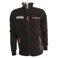Official Aprilia Racing Be A Racer Black Sweatshirt - Do.