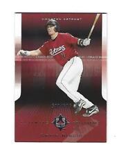 Craig Biggio 2004 UD Ultimate Collection Card # 63, # 531 of # 675