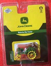 Athearn Precision Diecast  ~ John Deere Waterloo Boy Tractor ~ HO 1:87 ~ NEW