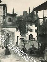 Arco - Alt-Arco - Altstadtgasse - um 1915          W 45-15