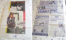 DESERTO ROSSO (1964) Philip Morris Progetto Cinema1993 - LOCANDINA 80 X 55