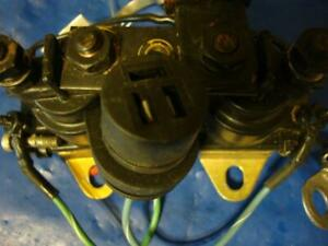 Trim Solenoids with plug, fits Some Mercruisers