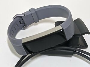 Fitbit Alta HR Activity Tracker, Small - Gray