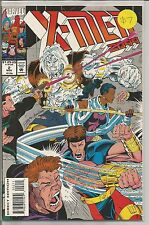 X-Men, Very Good, 1990s, Dust Jacket, English Modern, Paperback, Superhero Comic