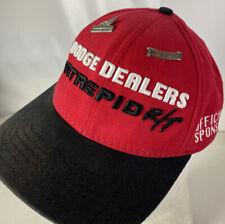 NASCAR Dodge Intrepid R/T Hat Cap Daytona 2001 Ram Bill Elliott Ray Everham Pins