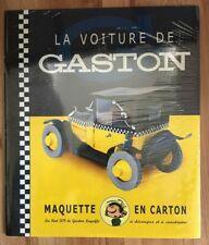 Maquette Voiture de Gaston Lagaffe, Fiat 509, FRANQUIN, Michel Aroutcheff, 2000