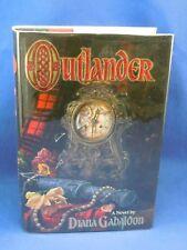 OUTLANDER Diana Gabaldon 1st First Edition, First Print, Original DJ, 1991