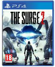 THE SURGE 2 PS4 VIDEOGIOCO PLAYSTATION 4 ITALIANO GIOCO SOULS LIKE ROBOT NUOVO