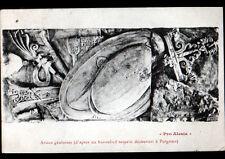 PRO-ALESIA / PERGAME (21 / TURQUIE) ARMES GAULOISES , en 1908