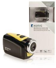 Caméscopes casques/action stabilisateur d'image haute définition