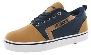 HEELYS KIDS GR8 PRO CANVAS HE100341H SKATE SHOES