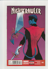 Nightcrawler #3 (August 2014, Marvel) VF/NM
