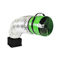 QuietCool QC ES 1500 CFM Energy Saver Advanced Whole House Fan Cooling System