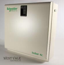 Schneider MGN22DE Isobar 4c - 22 Way Single Pole & Neutral Enclosure New