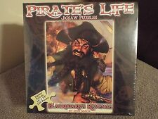 Pirate's Life Blackbeard's Revenge Jigsaw Puzzle NIB 550 Pieces