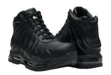 NIKE AIR MAX FOAMDOME ACG FOAMPOSITE BOOTS BLACK 843749-002 MEN'S SIZE 10.5