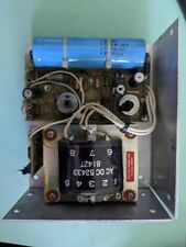 AC/DC LINEAR 12 VOLT 3.4A POWER SUPPLY MODEL 12N3.4 WITH OVP