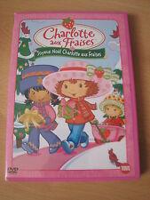 DVD * Joyeux Noël Charlotte aux Fraises - Dessin animé - DVD comme neuf