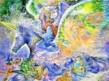 Josephine Wall Fantasy Art 'Wings'