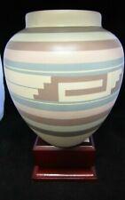 "Vintage Native American Indian Hopi Pottery ~5.0"" x 7.5"" Signed Nandi"