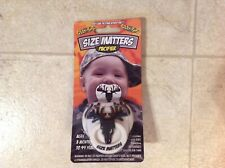 Billy Bob Size Matters Pacifier BRAND NEW Sealed Package Ages 3 M To 99 Years