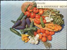 Postcard recipe kitchen emilie bernard the ratatouille nicoise