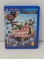 LittleBigPlanet (Sony PlayStation Vita, 2012) Tested Working