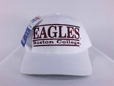 Boston College Eagles Bar Snapback Hat NWT 90's Vintage Cap The game by Russell