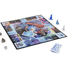 Monopoly Junior Disney Frozen Edition Board Game