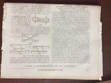 Fa1 ephemera 1852 book picture article kinematics transformation of motion