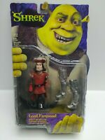Lord Farquaad 2001 Mcfarlane Toys with Attachable Legs - New & Sealed