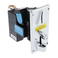 Multi Coin Acceptor Selector Mechanism Vending Arcade Machine