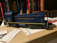Lionel - 624 Chesapeake & Ohio 4 Piece Freight Train Set