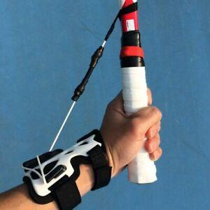 Tennis Training Tool Movement Corrector Practice Trainer Serve Balls Exercise