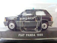 Fiat Panda  1980 903cc  in Blue/White De Agostini 1:43 SCALE Carabinieri