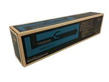 Kyocera TK8709C Cyan Toner Cartridge - 30,000 pages