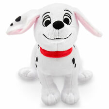 "DISNEY STORE 101 DALMATIANS ROLLY MINI BEAN BAG PLUSH 7"" H NWT"