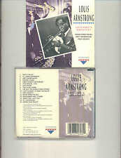 LOUIS ARMSTRONG - SATCHMO'S GREATEST - 1992 UK CD ALBUM