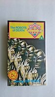 Doctor Who - The Robots Of Death - Complete And Unedited (VHS, 1995) - Tom Baker