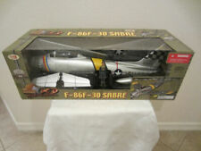 Large 2006 21st Century Toys The Ultimate Soldier 1/18 F-86f-30 Sabre