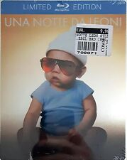 Una notte da leoni (2009) DVD Limited Edition Blu-Ray Disc Steelbook