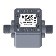Low Pass Filter (LTCC Construction) Pass Band DC-3000MHz
