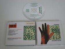 GENESIS/INVISIBLE TOUCH(VIRGIN RECORDS GEN CD2) CD ALBUM