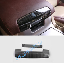Rear Armrest Box Air Vent Outlet Cover Trim For Toyota Land Cruiser LC200 08-18