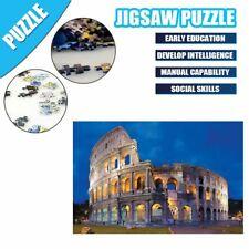 Rome Colosseum Jigsaw Puzzle 1000 Pieces Landscape Picture Adult Kids Education